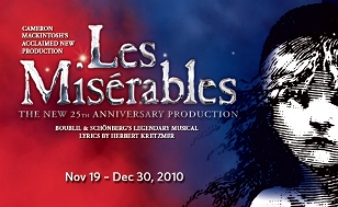 Paper Mill Playhouse's 25th Anniversary Tour of Les Miserables