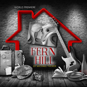 Wold Premiere Fern House By Michael Tucker. A house and miscellaneous items.