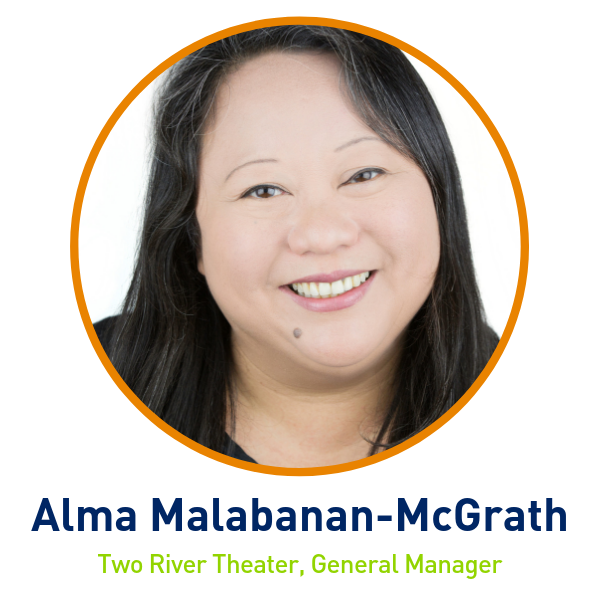 Alma Malabanan-McGrath, Two River Theater, General Manager