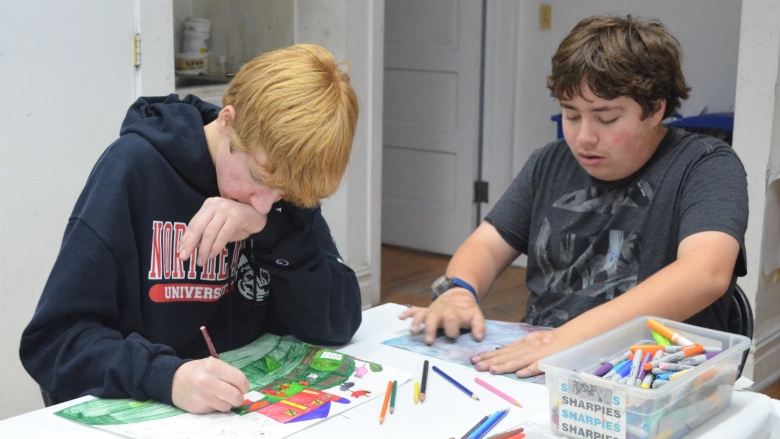 Art Camp for Children with ASD and Other Special Needs: For Ages 11-15 years old. 6 Saturdays from June 26 to Juy 31