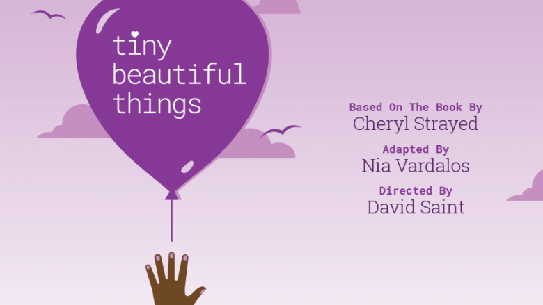 Tiny Beautiful Things Banner