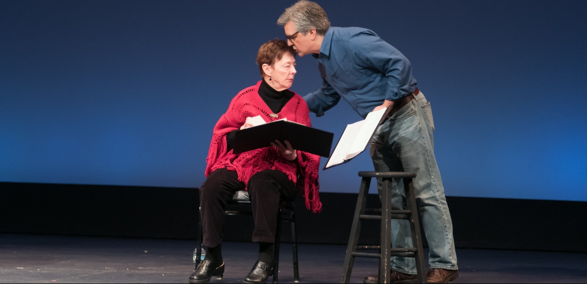 Production photos from the 2017 Healing Voices OnStage at The Bickford Theatre in Morristown  Photo by:Jerry Dalia