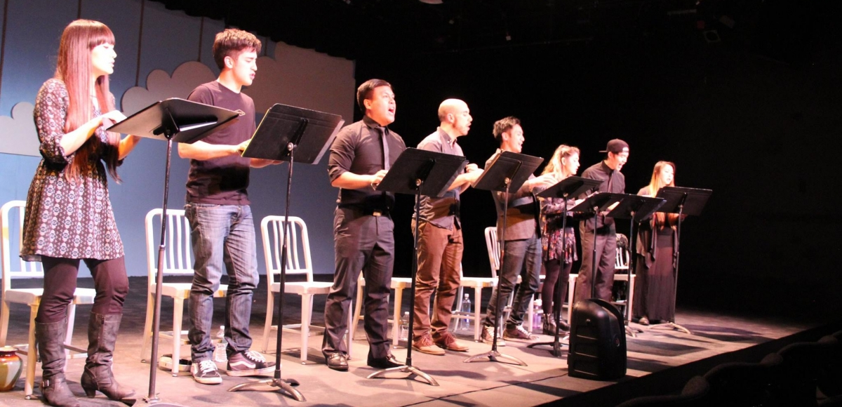 The Stages Festival presents new play readings throughout NJ in March. Photo by Ruth Zamoyta