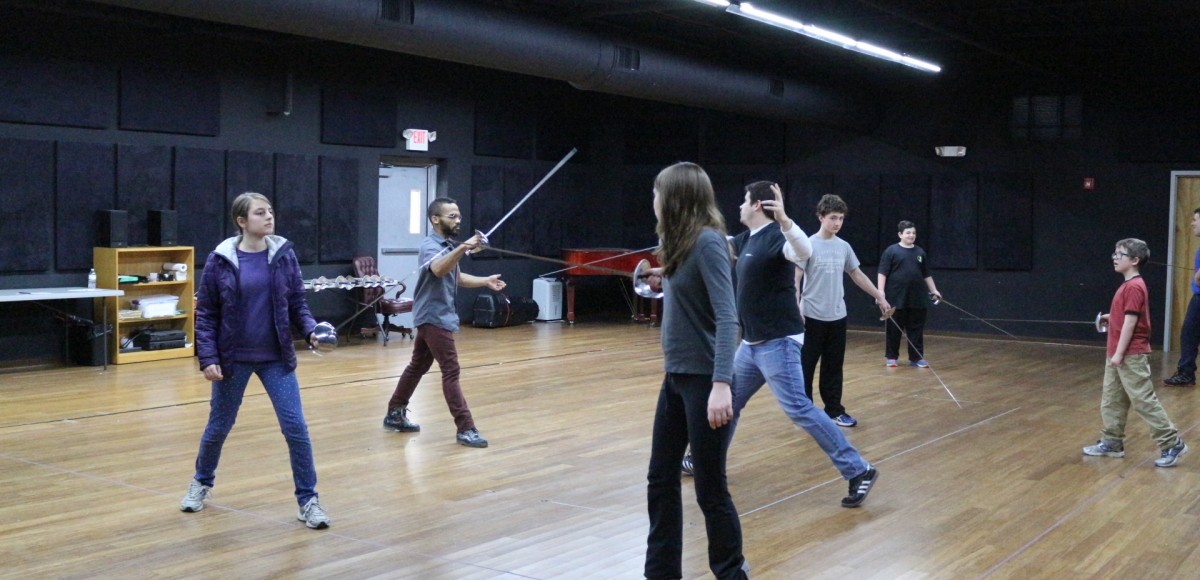 The Stages Festival presents theatre camps and classes throughout NJ in March. Photo by Robert Carr.