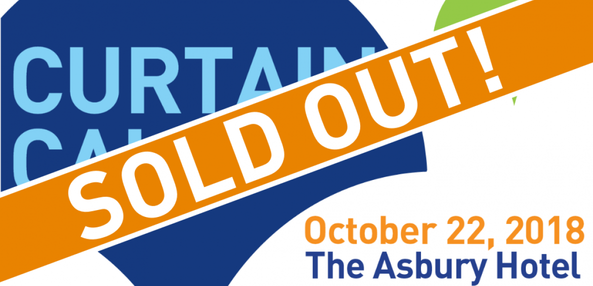 Curtain Call is Sold Out!
