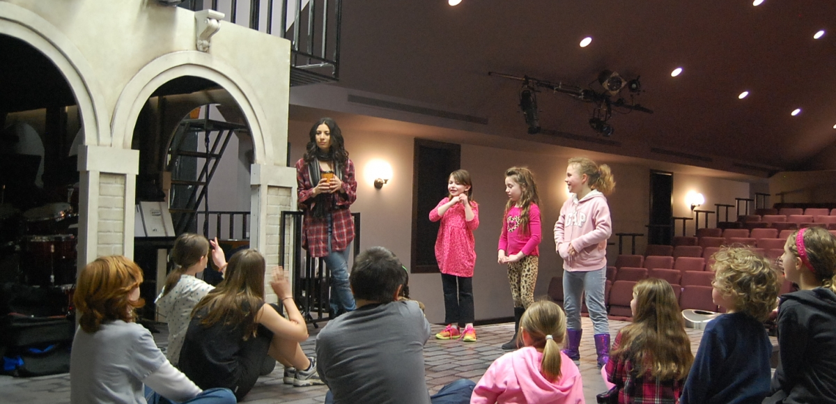Kids and adults can learn theatre skills at New Jersey Theatre Alliance's Stages Festival
