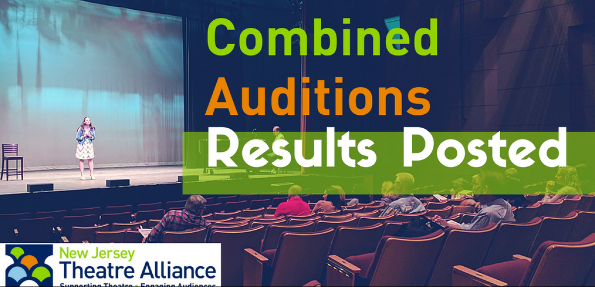Combined Audition Result Posted