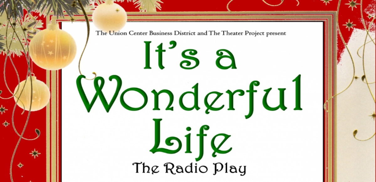 """Our annual holiday presentation """"POPS UP"""" in Union Township, hosted by Unity Bank."""
