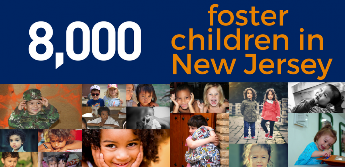 8,000 Foster Children in NJ