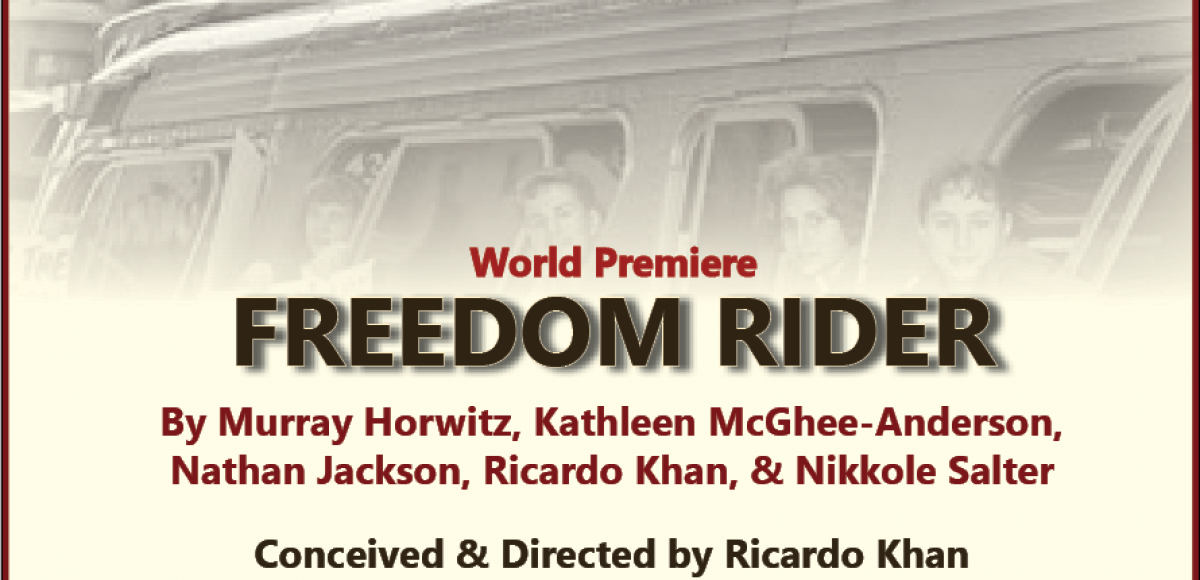 World Premiere FREEDOM RIDER Directed by Ricardo Khan