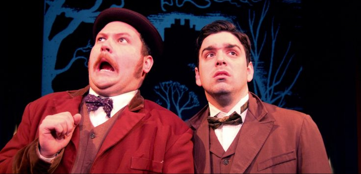Hound of the Baskervilles  The Theater Project