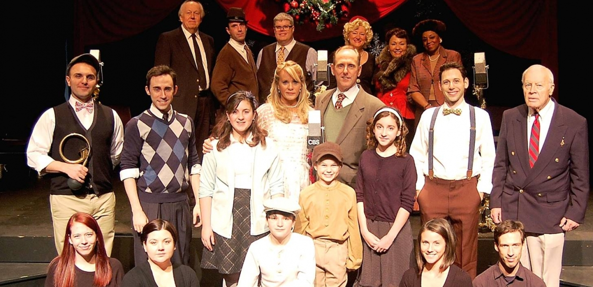 he Theater Project presents It's a Wonderful Life the Radio Play