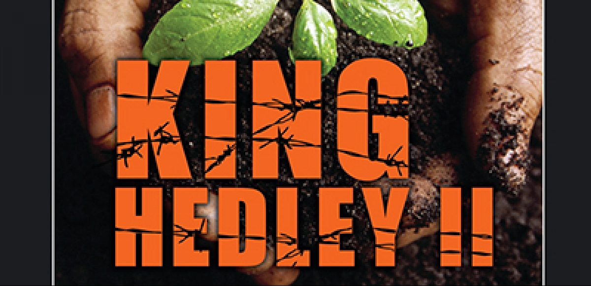 August WIlson's  - KING HEDLEY II by South Camden Theatre Company