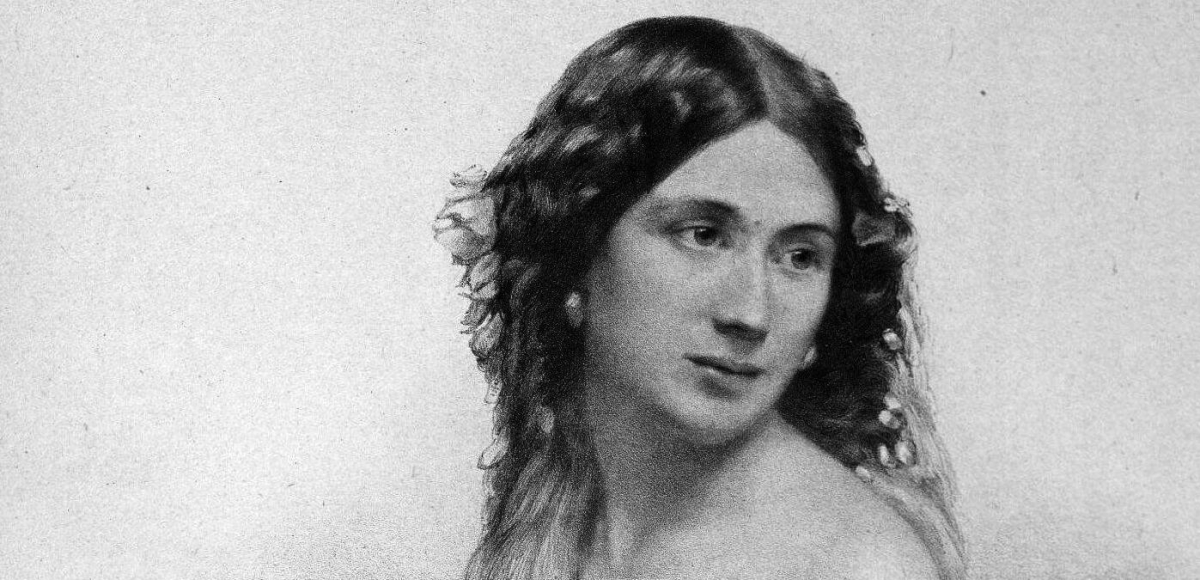 """Laura Keene, who starred in """"Our American Cousin"""" when it was performed in Washington D.C. on April 14, 1865"""