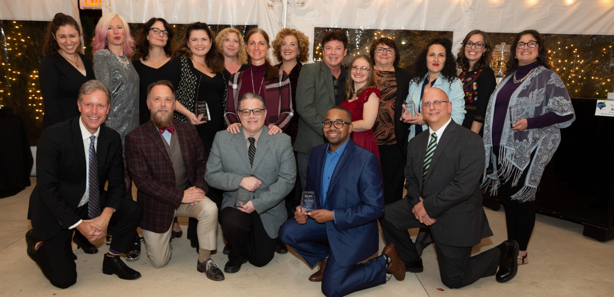 The Education Leaders from our member theatres were honored at the 2018 Curtain Call