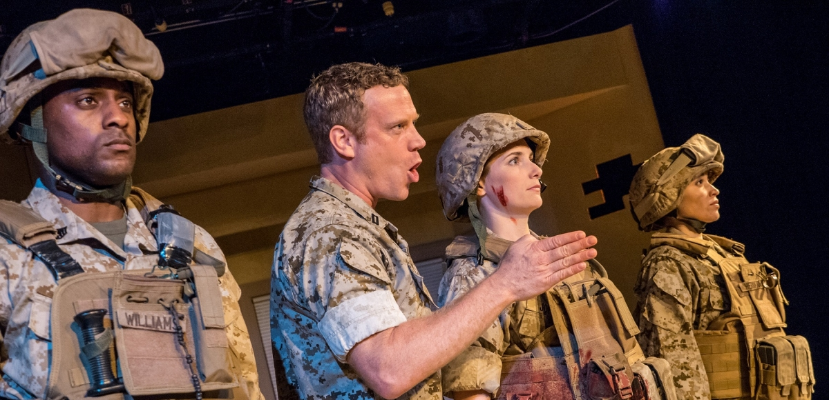 Soldier's Heart by Tammy Ryan, Finalist for the 2013 Premiere Stages Play Festival