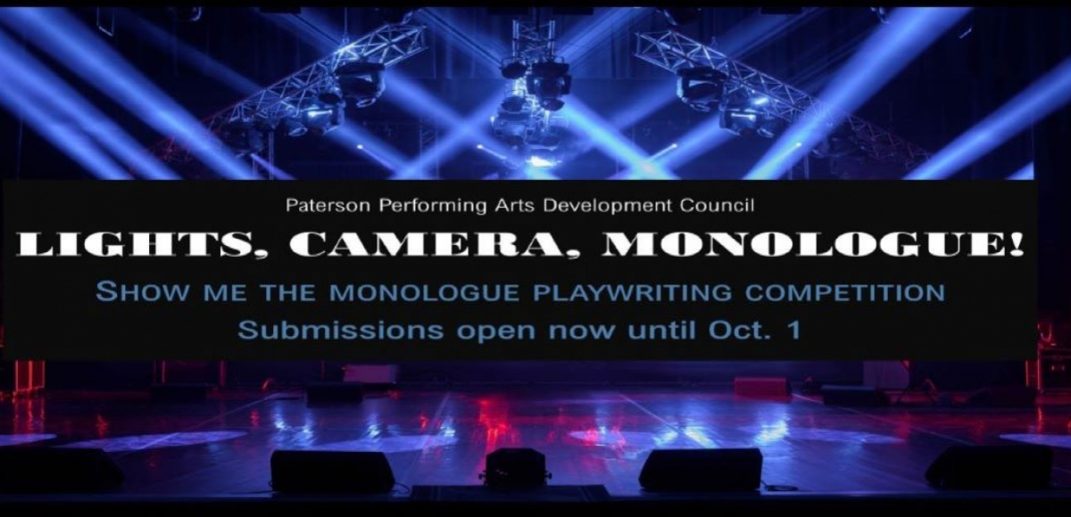 Show Me The Monologue Playwriting Competition