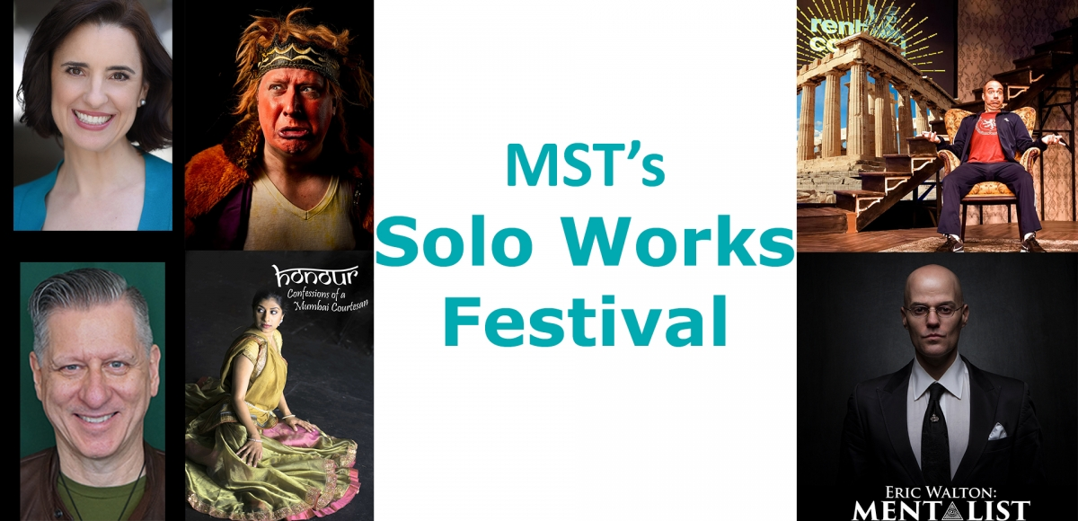 MST's Solo Works Festival
