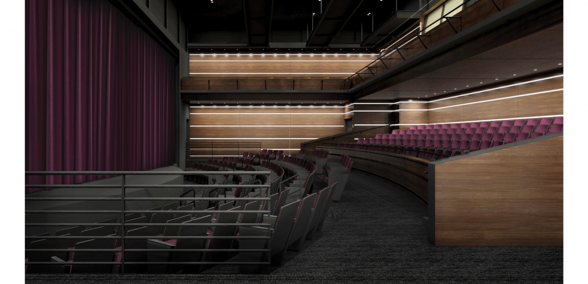 The Arthur Laurents Theater