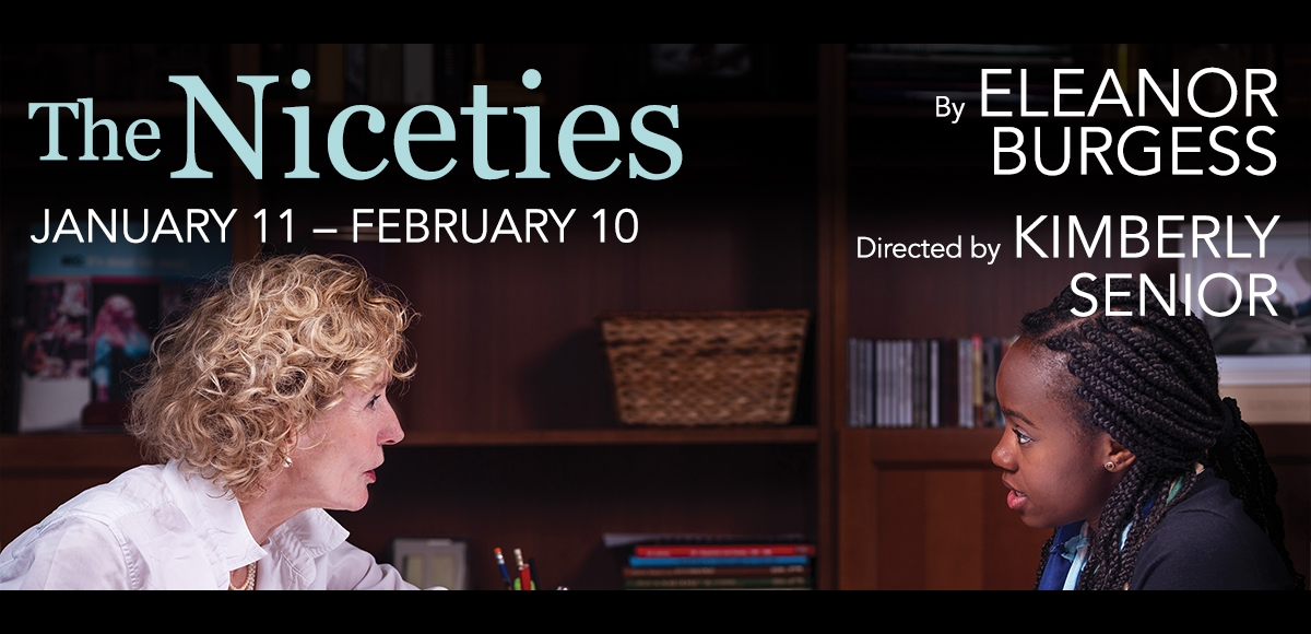 """""""ONE OF THE BEST PLAYS ABOUT WHO GETS TO TELL THE STORY OF AMERICA."""" -Washington Post"""