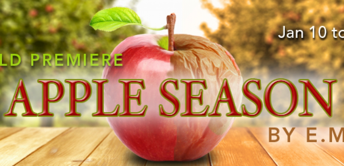 A World Premiere Apple Season