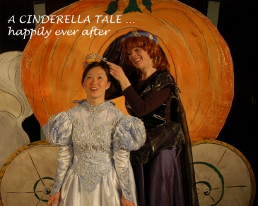 A Cinderella Tale ... happily ever after
