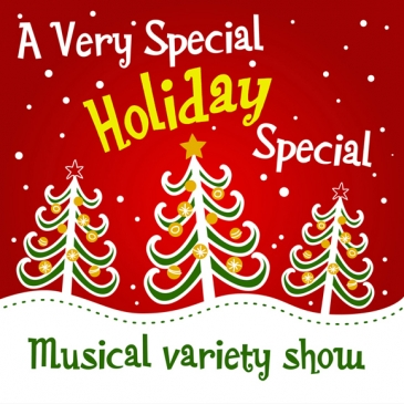 A Very Special Holiday Special is a musical variety show