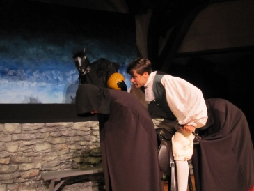 """The Legend of Sleepy Hollow,"" an ELTC world premiere adapted by James Rana based on the tale by Washington Irving"