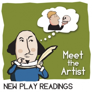 Meet the Artist is a series of new play readings
