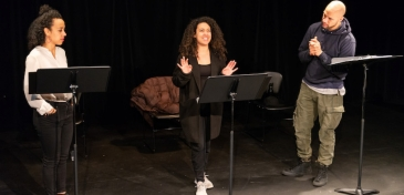 Premiere Stages Spring Reading Series