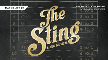The Sting, a world-premiere musical