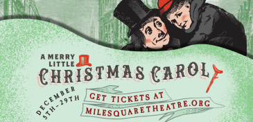 A Merry Little Christmas Carol. Adapted and Directed by Mark Shanahan.
